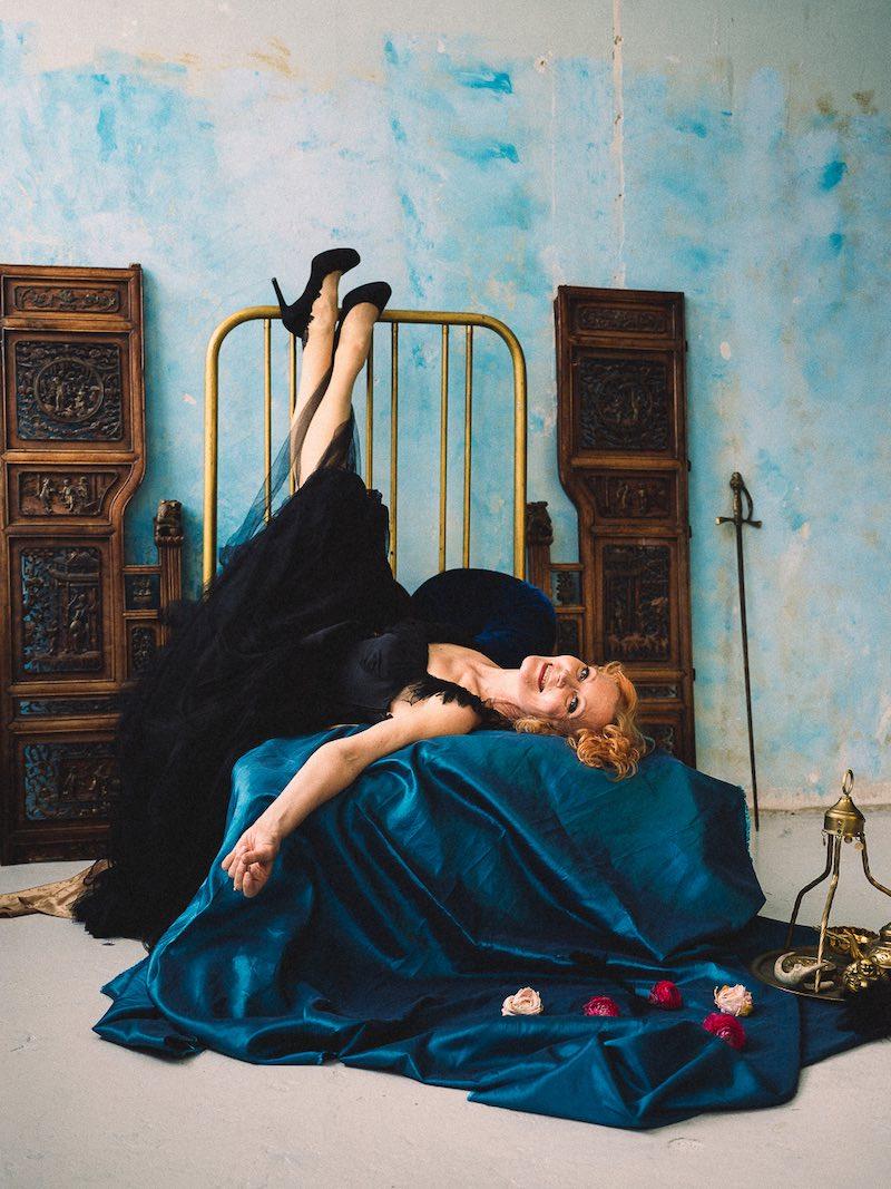 Kirsti Kuosmanen - Sensuaalisen naisen nautinto