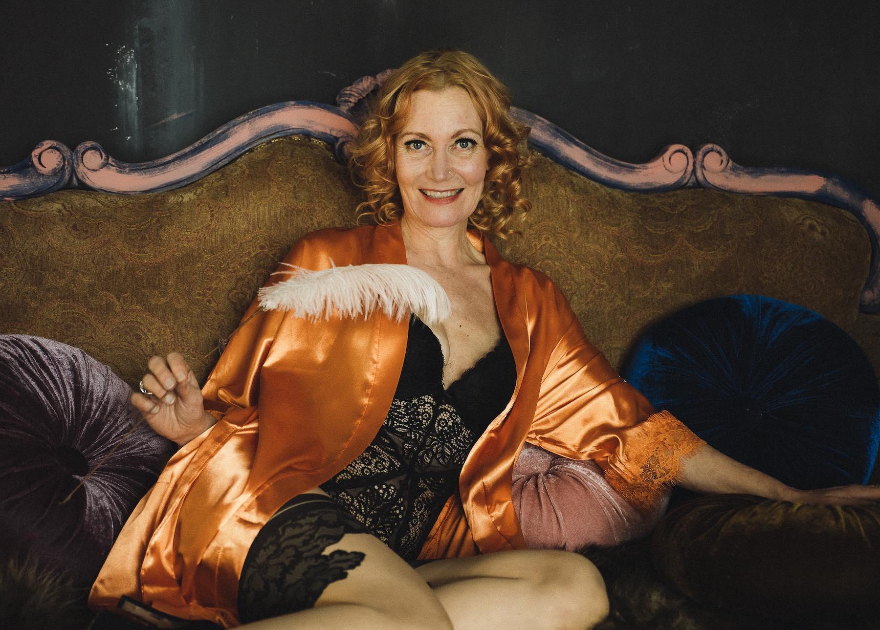 Kirsti Kuosmanen - Sensuaalisen naisen nautinto verkkokurssi